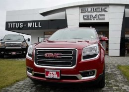 Titus-Will Chevrolet Buick GMC Cadillac